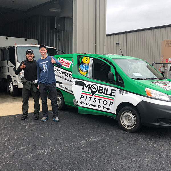 Indianapolis Mobile Oil Change